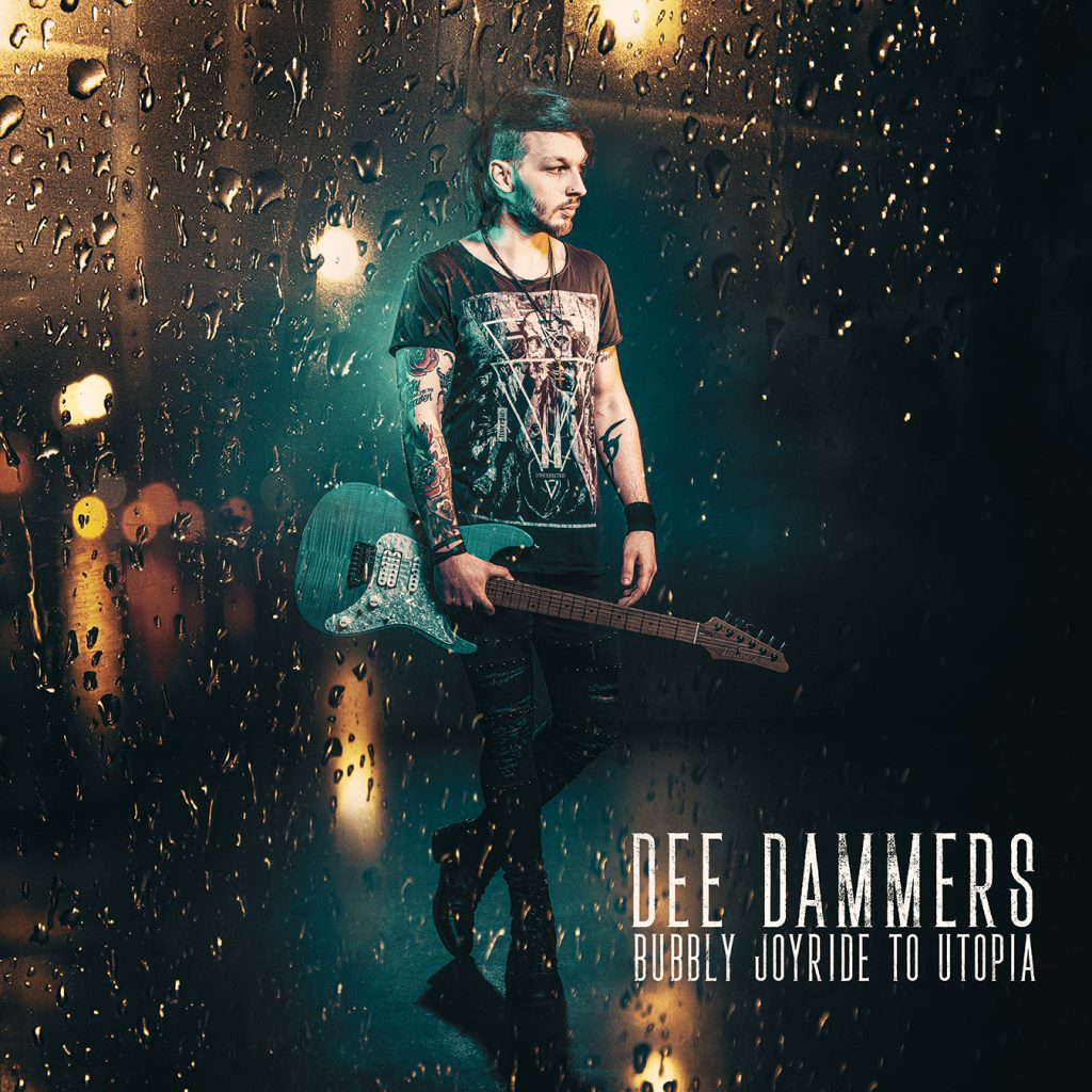 Dee Dammers - Bubbly Joyride to Utopia Album Cover
