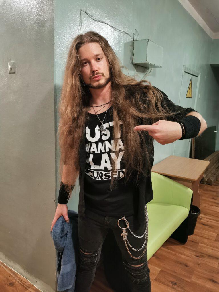 Tilen Hudyrap - Just Wanna Play T-Shirt