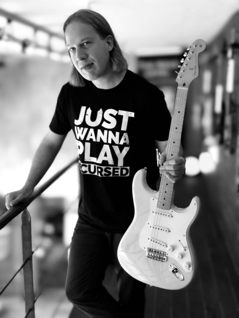 Marco Wriedt - Just Wanna Play T-Shirt